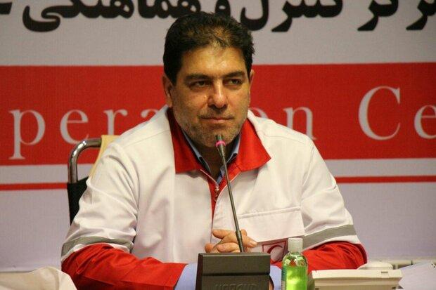 هلالاحمر ایران به ساحل عاج و منطقه غرب آفریقا دارو صادر میکند
