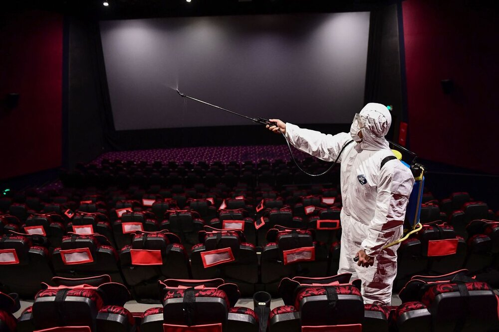 رشد ۶۸ درصدی فروش سینمای جهان در سال ۲۰۲۱