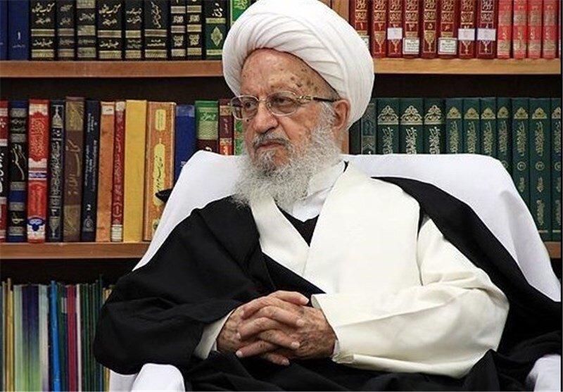 اظهار نگرانی آیت االه مکارم شیرازی در دیدار وزیر اطلاعات/ جلوی افراد فاسد و مفسد گرفته شود