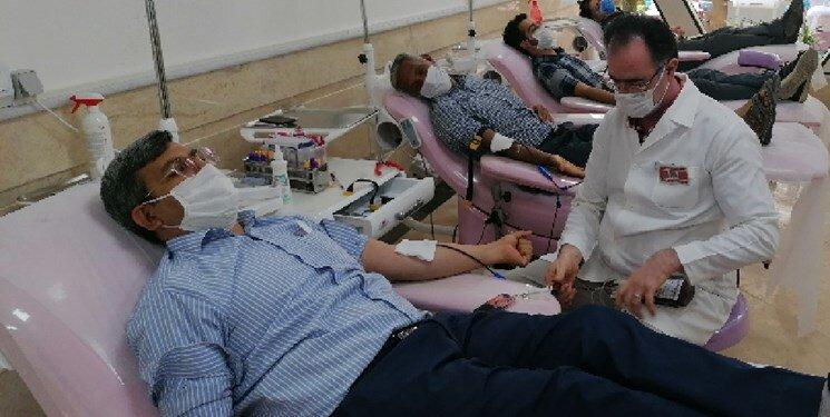 مردم با خیال راحت خون اهدا کنند