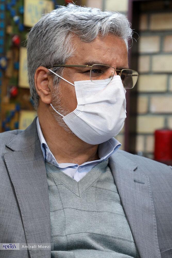 افشاگری محمود صادقی علیه صداوسیما بعد از تزریق واکسن کرونا