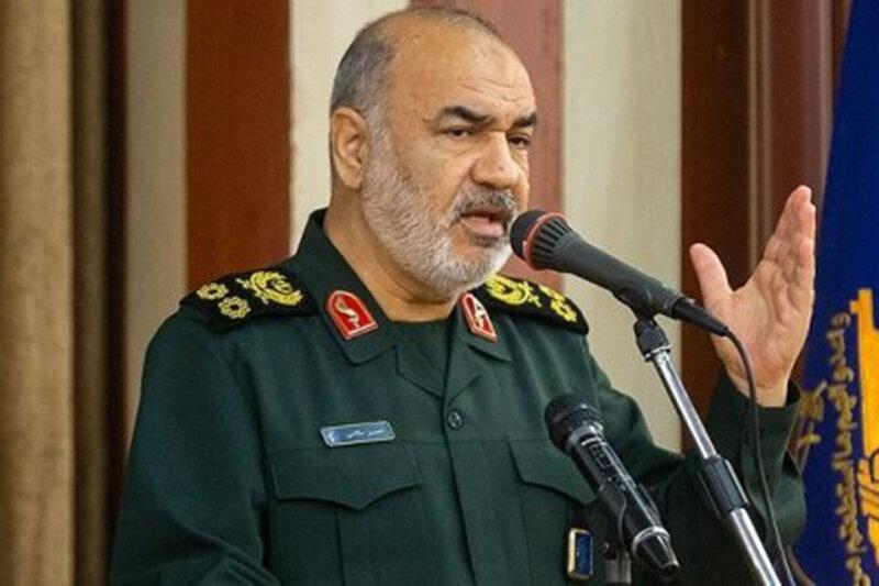 فرمانده کل سپاه: غفلت نکنید و دشمن را دست کم نگیرید/ حوادث تلخ دیگر تکرار نمیشود