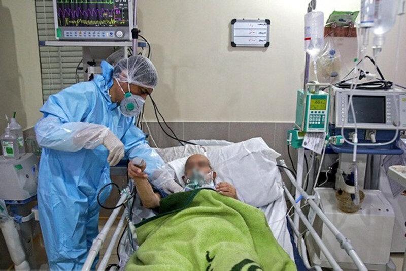 کمبود تخت بیماران کرونایی در تهران/ ظرفیت محدود است