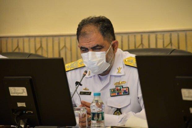 درخواست فرمانده نیروی دریایی ارتش از مجلس/ باید با اقتدار مقابل تروریسم دریایی ظاهر شویم