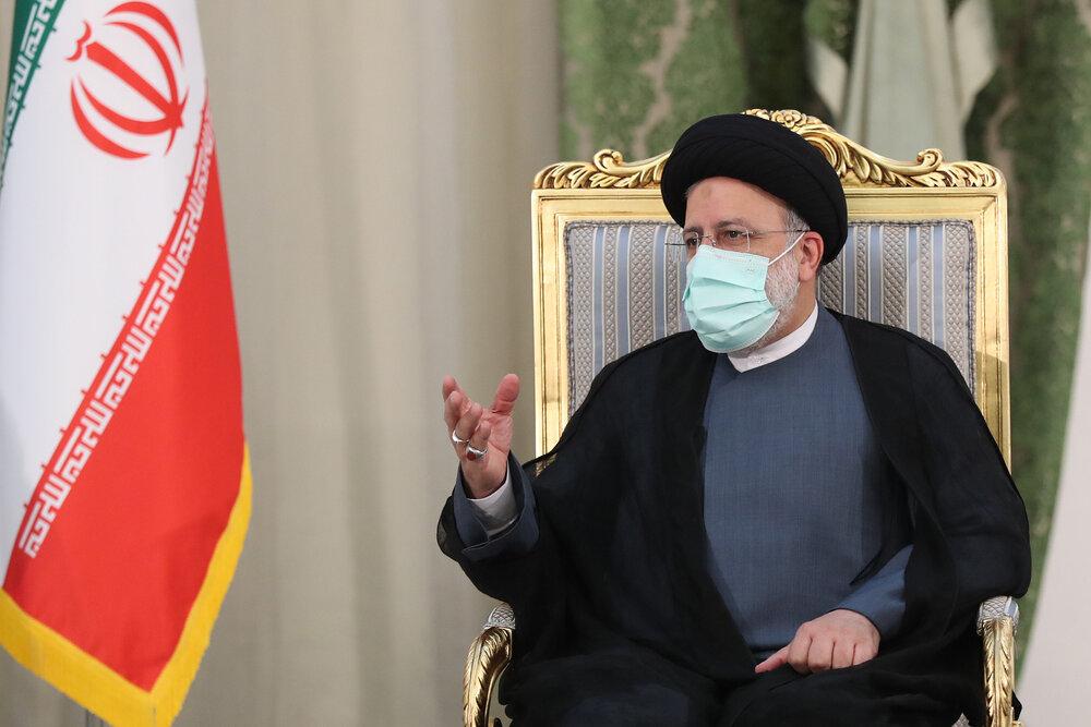 رئیسی: تشکیل حکومت فراگیر و ممانعت از مداخلات کلید حل مشکلات افغانستان است