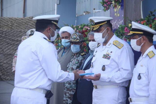 فرمانده نیروی دریایی ارتش: اقتدار ایران اسلامی سبب ترک سرافکنده دشمن از منطقه شده است