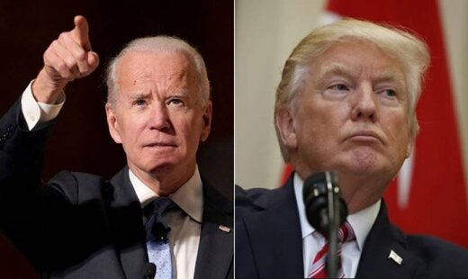 چهرههای مشهوری که از بایدن و ترامپ حمایت میکنند
