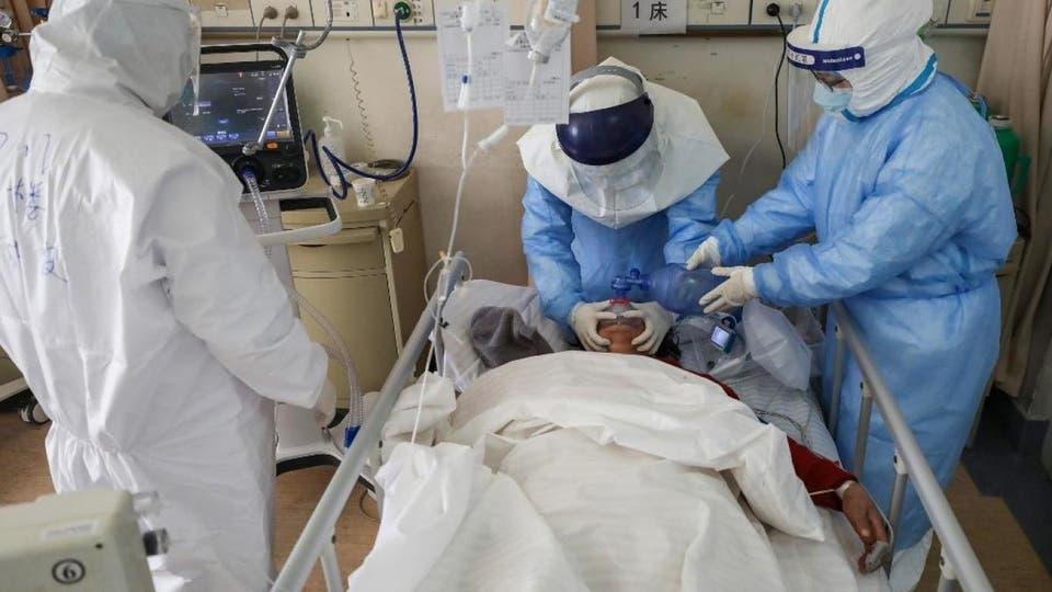 مرگ  پزشک مشهور بیمارستان خاتم الانبیا به علت کرونا/عکس