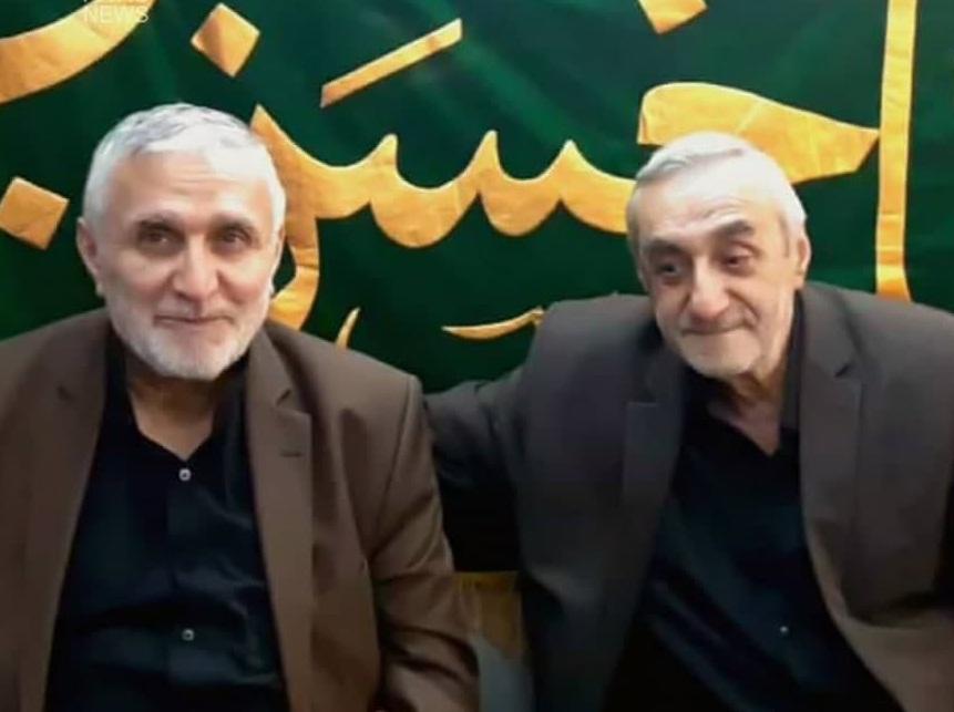 برادر حاج منصور ارضی درگذشت