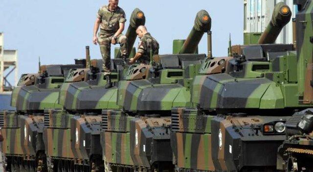 حمله القاعده به ۳ پایگاه فرانسه در مالی
