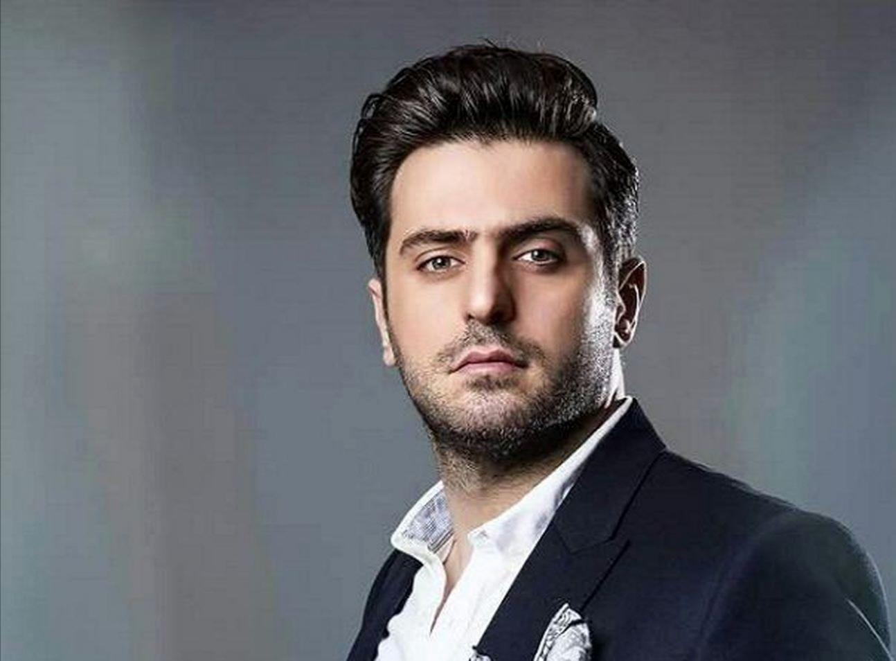واکنش علی ضیاء به سؤالی درباره ازدواج/ عکس
