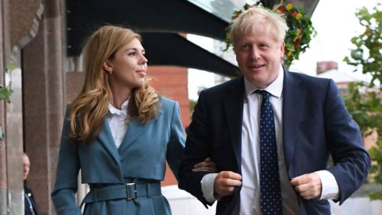 نخست وزیر انگلیس برای فرار از هزینه های بالای همسرش، خیریه راه می اندازد