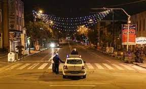 منع تردد شبانه تهران و ممنوعیت سفر بین شهری ادامه دارد
