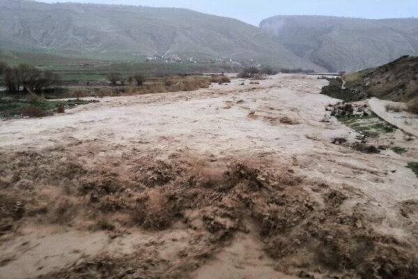 ۸۰ درصد آب بارش ها در ایران تلف میشود