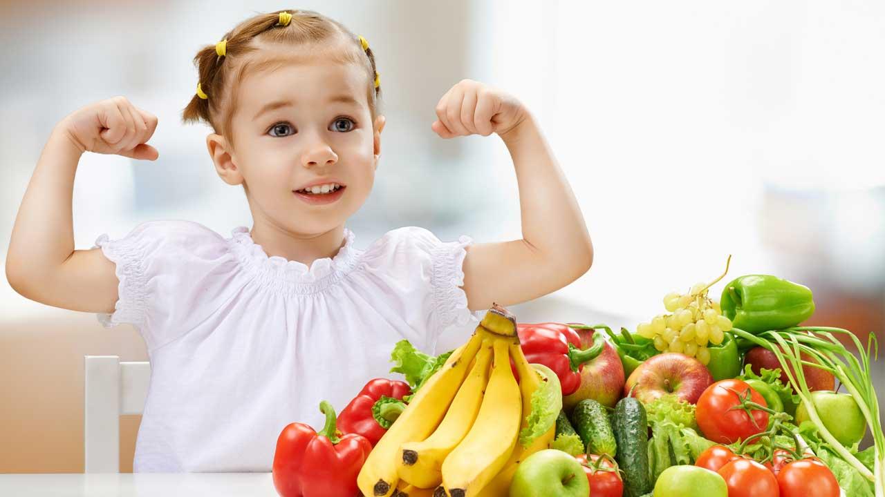 نگاه کلی به تغذیه کودک